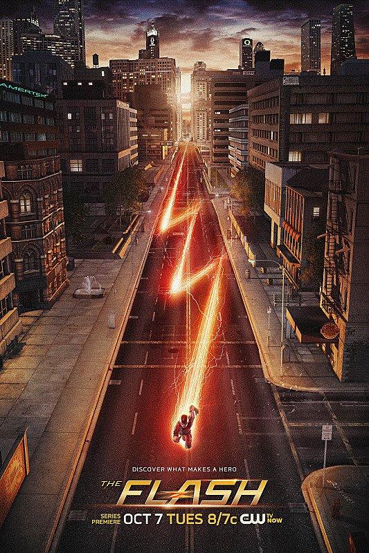 Flash Series Poster