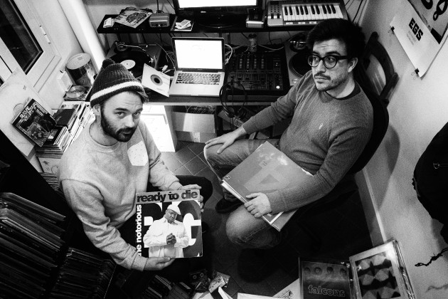 Radio Flea #2, los vinilos de 2a mano de Mark Dix y Arnau Sabaté