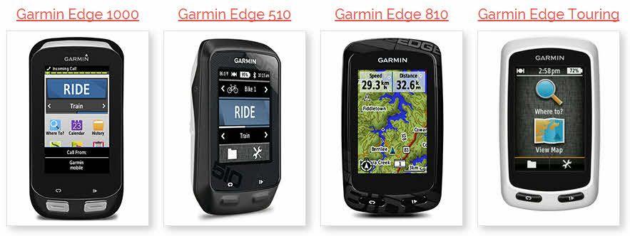 Live price comparisons on all the Garmin range
