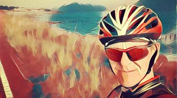 Give your Strava photos the artistic look with Prisma