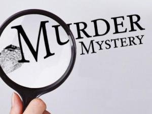 murder mystery dinner milford nature center jc arts center death in them thar hills 