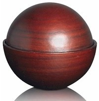 ball urn cremation
