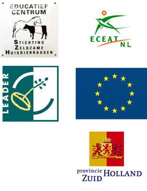 Educatief centrum stichting zeldzame huisdierrassen, eceat nl, leader, europese unie, provincie zuidholland