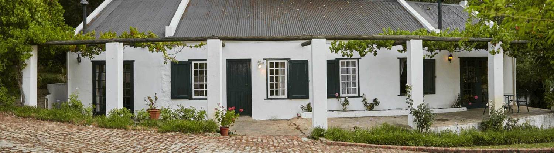 Schalkenbosch Accommodation