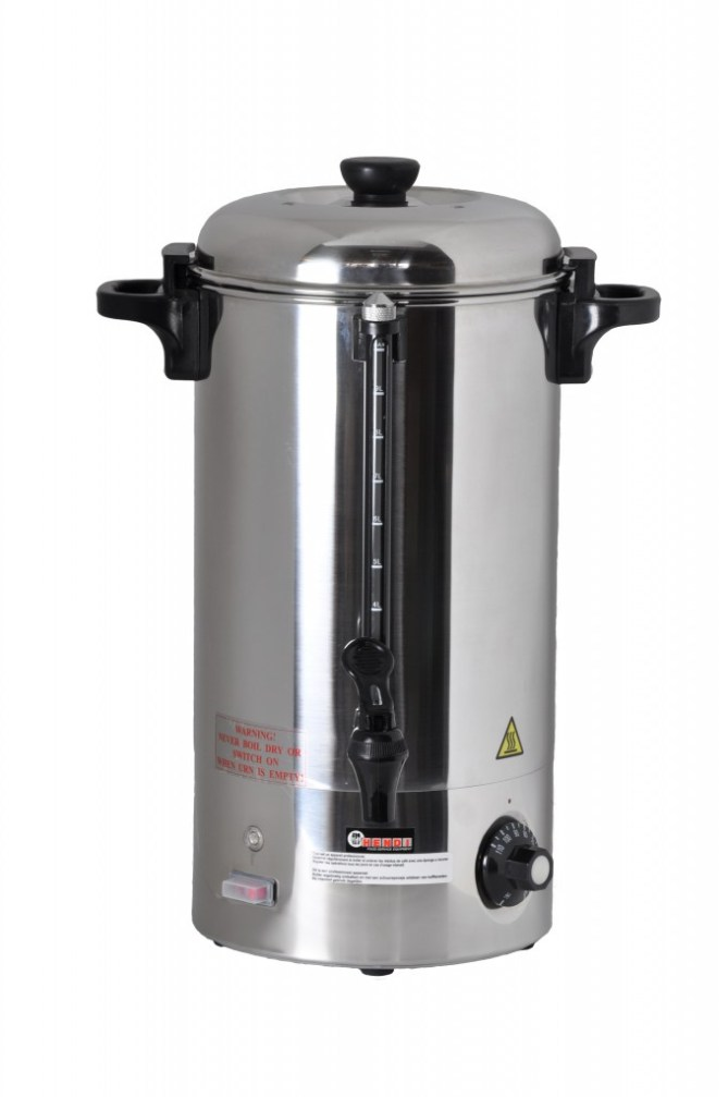 warm water boiler