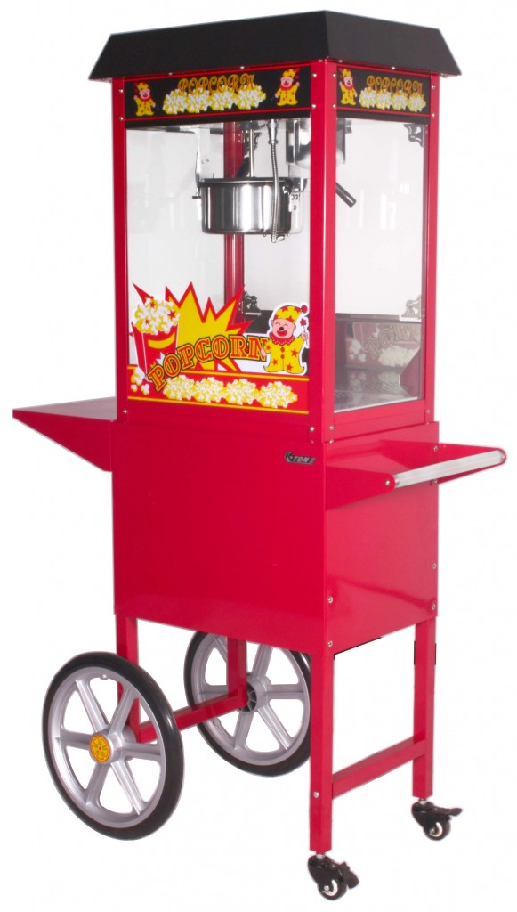 popcornmachine huren Eindhoven