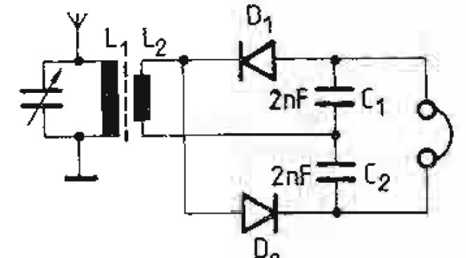 Receptor cu simplă detecție de tip 0V0 www.scheme.ro