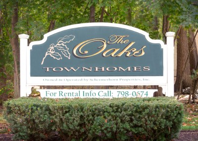 The Oaks Townhomes