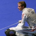 Brice Guyart, 31, is retiring from competitive fencing.