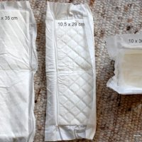 Wegwerfeinlagen für Stoffwindeln