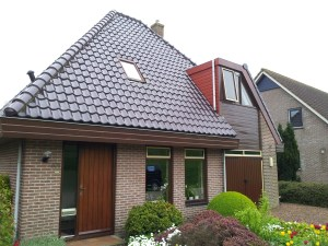 Oude situatie Woning