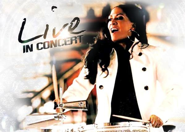 Sheila E live en Europe au printemps 2015