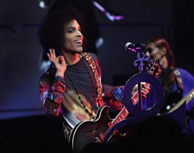 Prince en concert à Toronto le 19 mai 2015