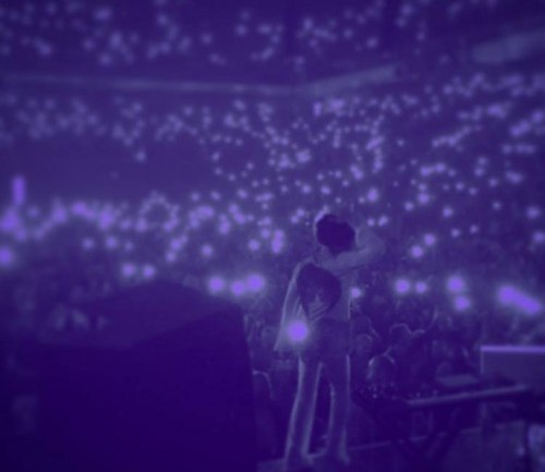Prince en concert à Baltimore avec 3rd Eye Girl le 10 mai 2015