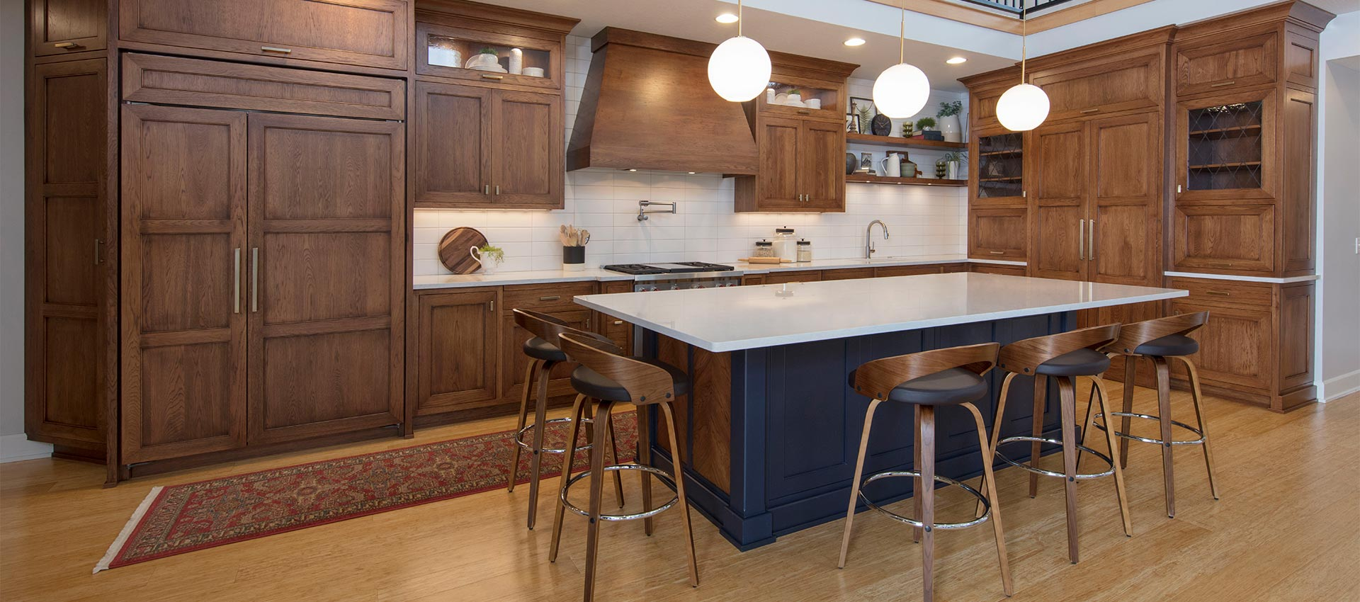 schlabachwooddesign amish kitchen cabinets Made in the USA Hardwood Cabinets