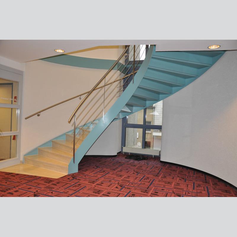 treppen innentreppen metallbau strobel gmbh in filderstadt. Black Bedroom Furniture Sets. Home Design Ideas