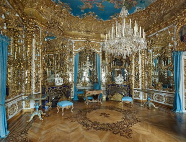 Picture: Hall of Mirrors Schloss Linderhof
