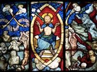 Jugement dernier - cathédrale de Fribourg
