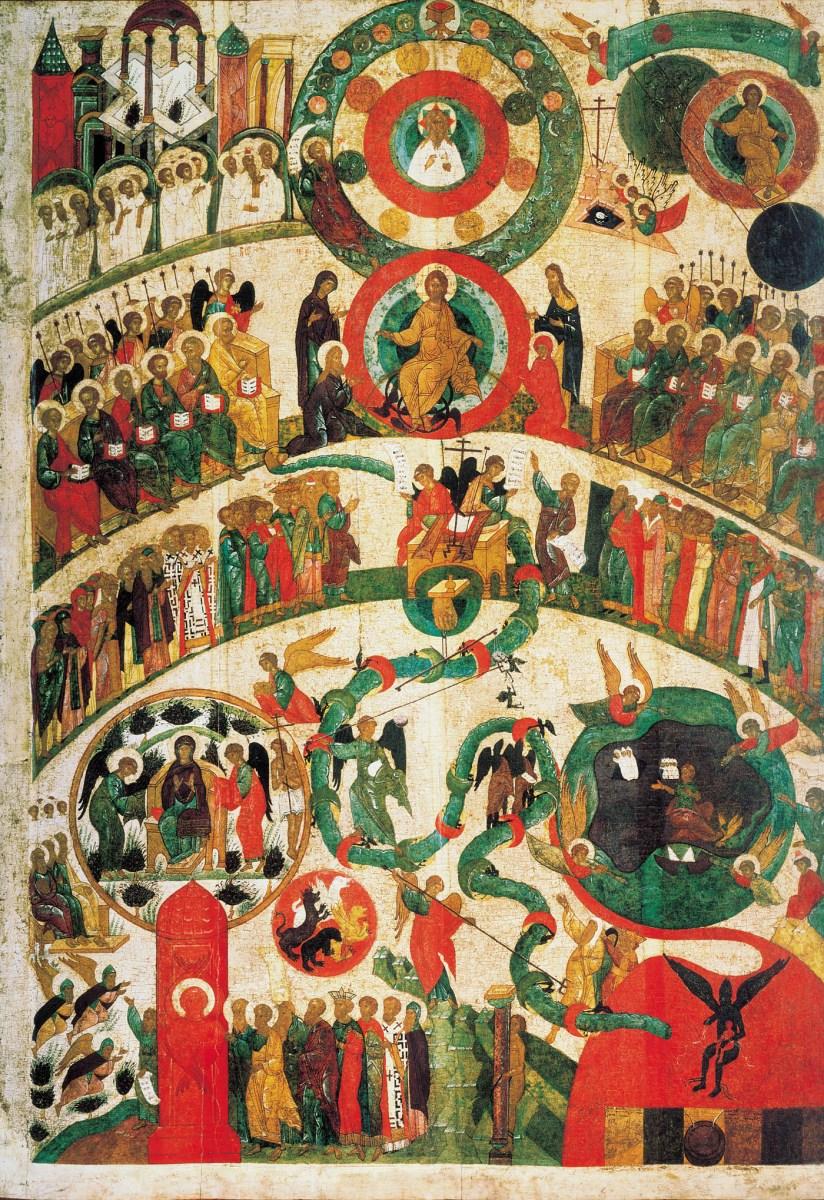 Programme du dimanche du Jugement dernier ou de l'Apocréo (dernier jour des viandes) - après-fête de la Rencontre du Seigneur - ton 2