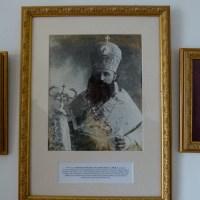 Le Bienheureux Nicholas Charnesky, rédemptoriste & évêque de rit byzantin, tenu en grande vénération à Papa Stronsay