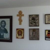 Dans l'ermitage byzantin