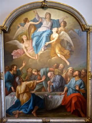 Programme de la fête de l'Assomption de la B. V. Marie