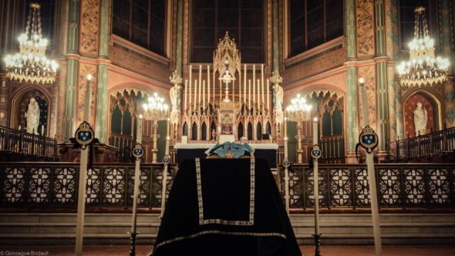 Sermon pour le requiem à l'occasion du 220ème anniversaire de la mort du roi Louis XVI