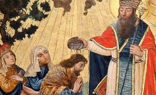 Saint Grégoire l'Illuminateur et le baptême de l'Arménie