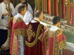 Rameaux 2014 - 7 - bénédiction des palmes
