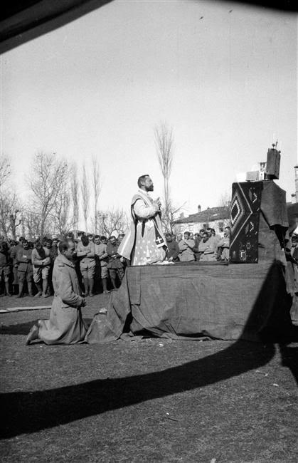 3 août 1914 - 3 août 2014 : la sainte messe dans la Première Guerre mondiale
