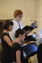 02 - Concert en la collégiale Saint-Martin de Bollène