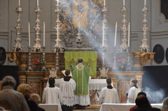 Messe du XIème dimanche après la Pentecôte à Turin 06