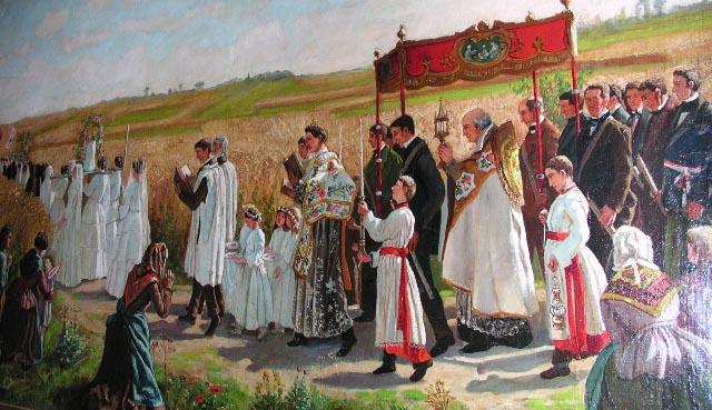 Catéchisme sur la Fête-Dieu
