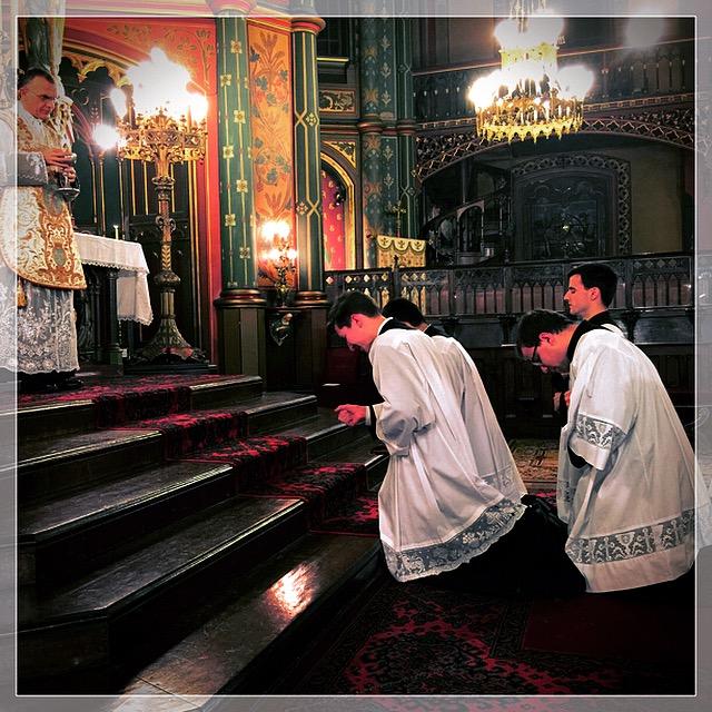 Saint Joseph 2015 - Sed tantum dic verbo, et sanabitur anima mea