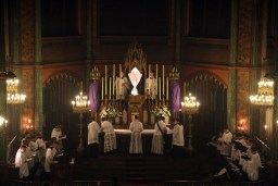 23 - Jeudi Saint 2015 - dépouillement des autels