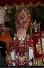 20-Consécration du saint myron par Aram Ier
