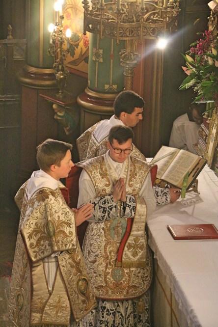 07 - Dimanche du Bon Pasteur 2016 - avant le chant de l'évangile