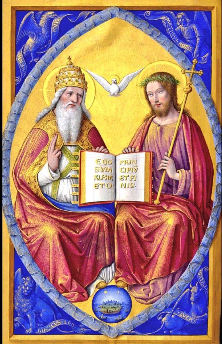 Programme de la fête de la Très-Sainte Trinité
