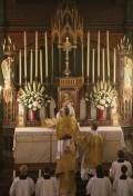 Fête-Dieu 2016 - Elévation du Sang du Seigneur