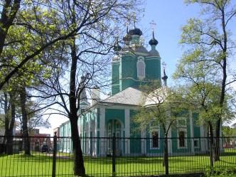 Cathédrale de Saint-Samson L'Hospitalier à Saint-Petersbourg