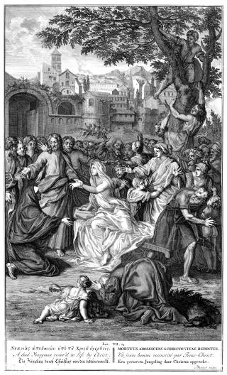 Programme du XVème dimanche après la Pentecôte