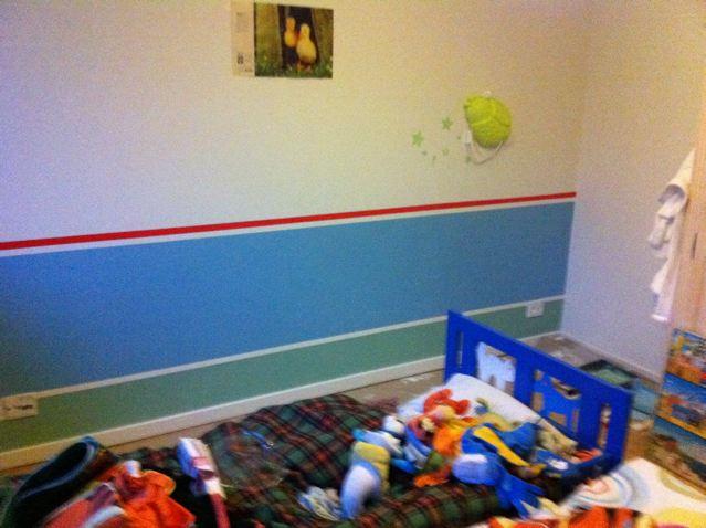 Tweeling Slaapkamer : In 2010 heb ik de slaapkamer van de tweeling van ...