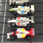 Super F1 B Finals Cars