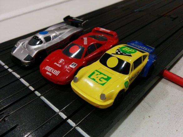 Mod B Final Cars