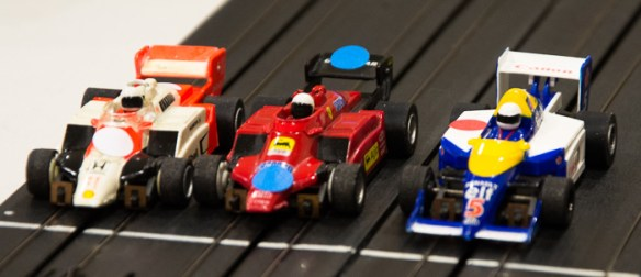 F1 A Final Cars
