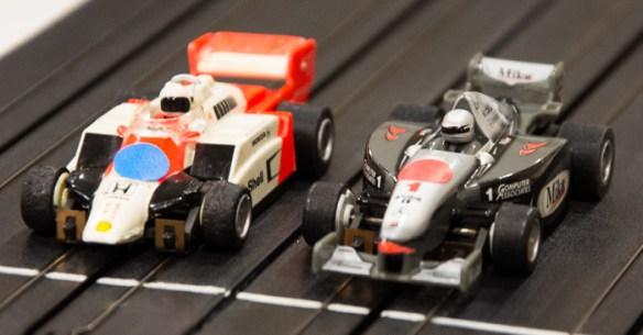 F1 C Final Cars