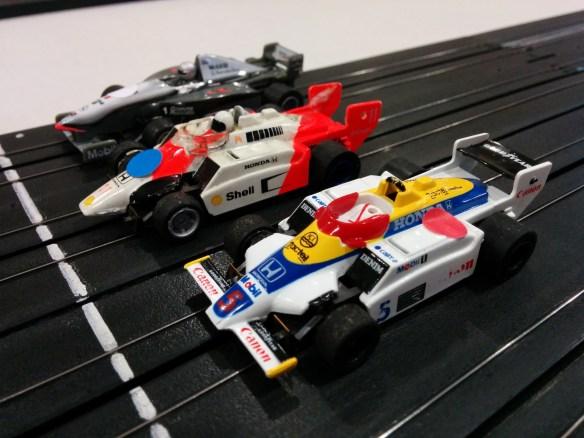F1 B Final Cars