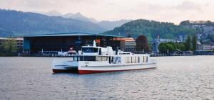 Branchentalk Tourismus @ MS Cirrus, Luzern | Luzern | Luzern | Schweiz