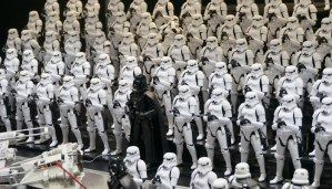 many storm trooper