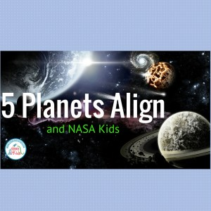 5 Planets Align for a Stargazers Treat